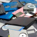 Sustitución Floppy Disk por USB